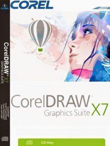 CorelDraw X7 Crack Keygen con número de serie y código de activación
