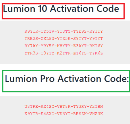 Lumion Crack With Activation Code