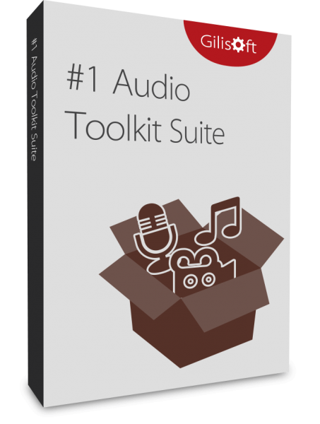 GiliSoft Audio Toolbox Suite 8.0 Crack With Serial Key 2020 Download 1