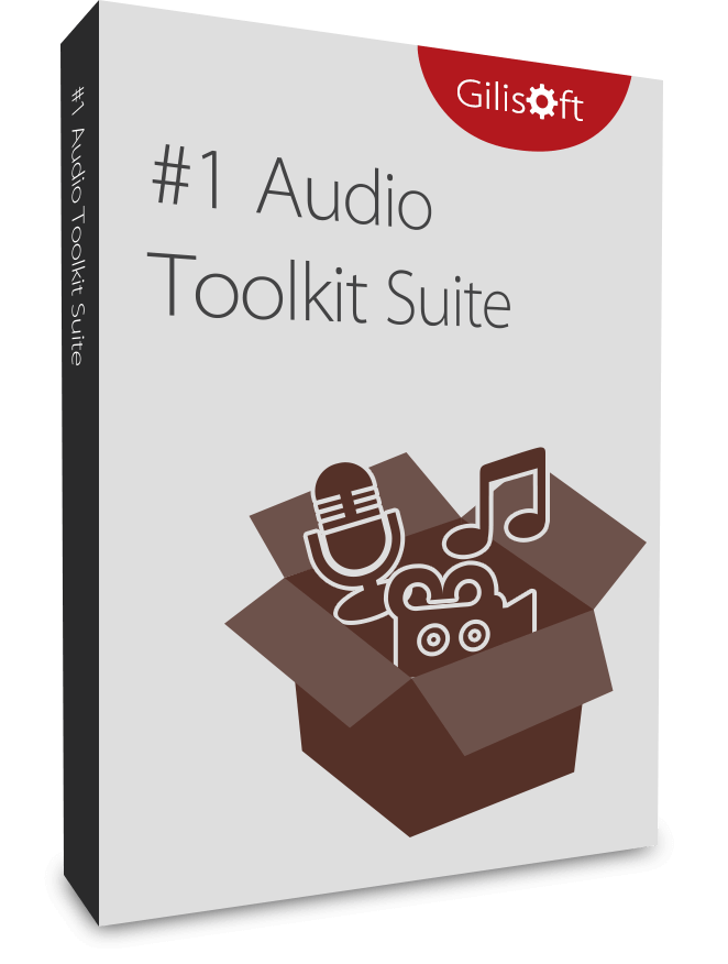 GiliSoft Audio Toolbox Suite 7.6.0 with Serial Key