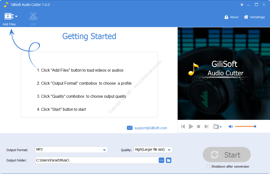 GiliSoft Audio Toolbox Suite crack