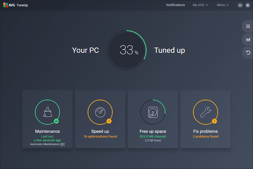 AVG PC TuneUp 2021 Crack + Keygen Latest Version Full Download