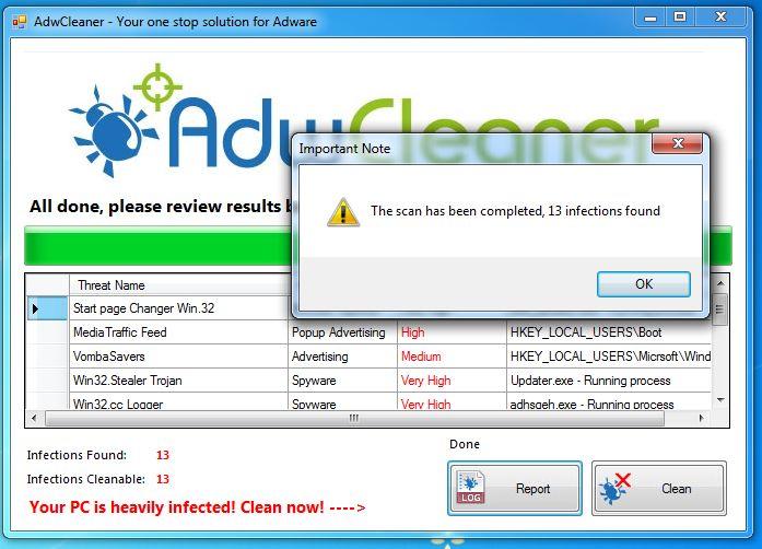 AdwCleaner Crack