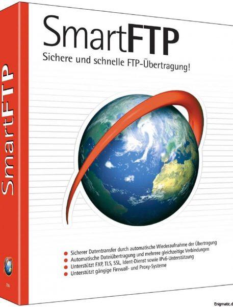 SmartFTP Enterprise 9.0.2739.0 Crack + Activation Key 2020 Download Latest 1