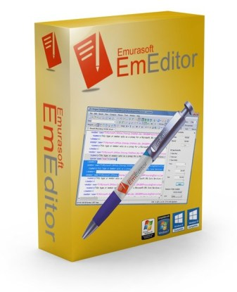 EmEditor Professional Crack 19.8 Keygen 2020 Latest