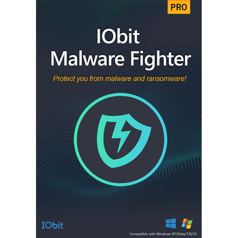 IObit Malware Fighter Pro Crack + Patch