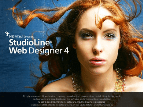 StudioLine Web Designer 4.2.54 Crack + Serial Key 2020