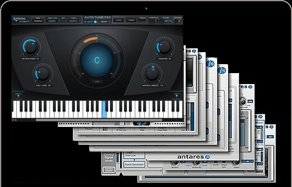 Antares Auto Tune Evo Free Download Mac