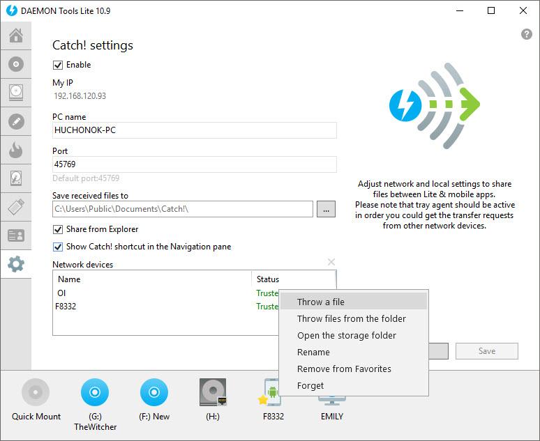 DAEMON Tools Lite 10.13 Serial Number + Crack Full 2020 Torrent Download