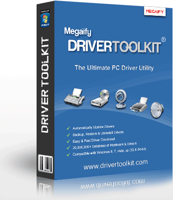 Driver Toolkit Crack V8.9 With Patch Plus License Key [Latest]