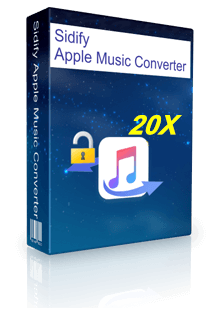Sidify Apple Music Converter Crack