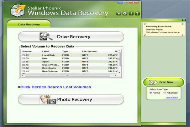 Stellar Phoenix Data Recovery Pro key
