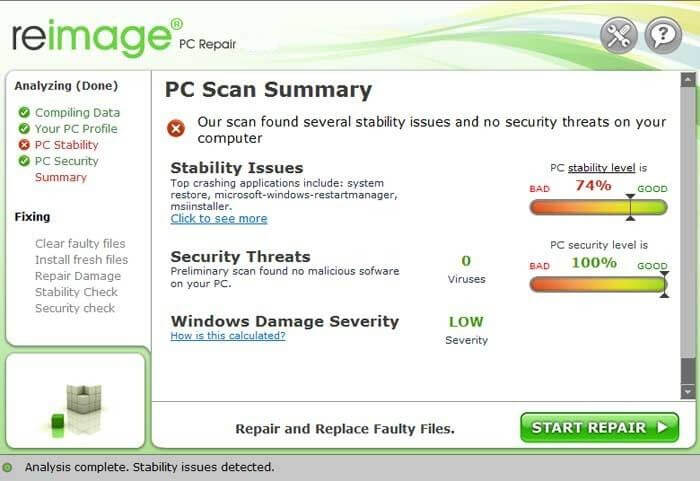 Reimage PC Repair 2020 Crack Plus License Key Full Version (Latest)