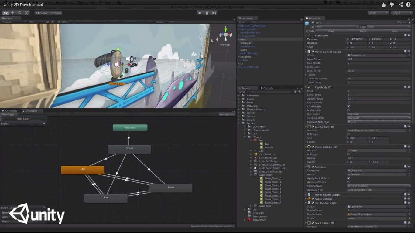 Unity Pro 2020.4.0f1 With Crack [Latest Version]