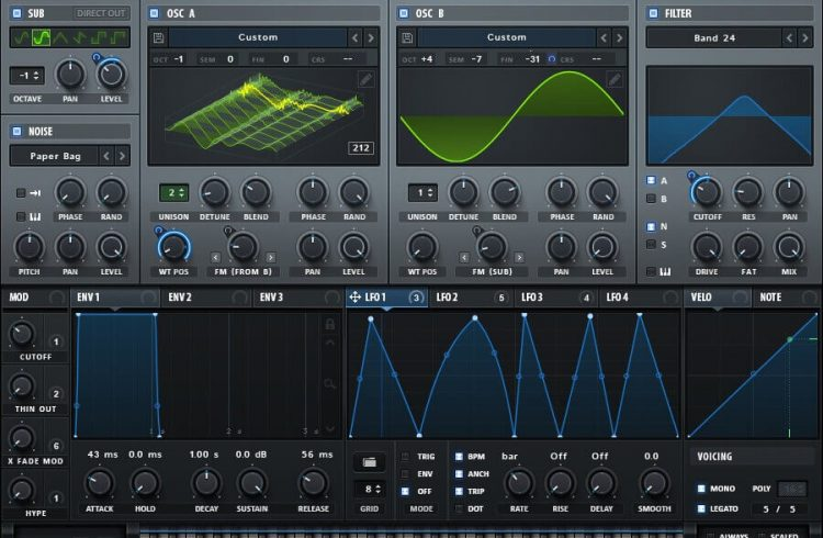 Serum VST Crack Mac V3b5 Plus Torrent Full (Latest) Download