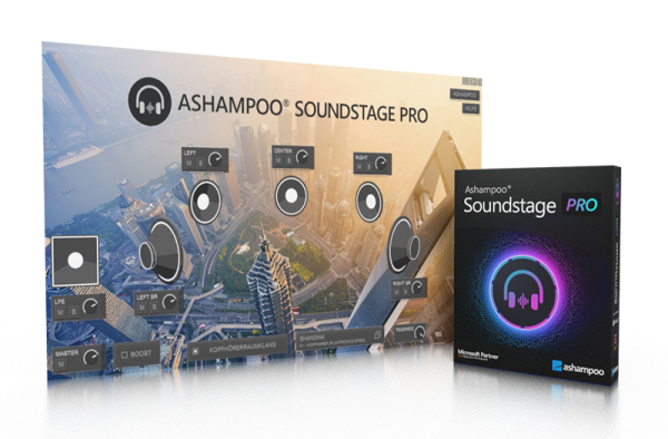 Ashampoo Soundstage Pro 1.0.3 With Crack [ Latest Version ] 1