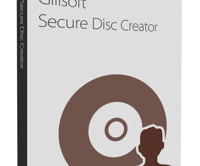Gilisoft Secure Disk Creator 8.0 With Crack Full [Latest]