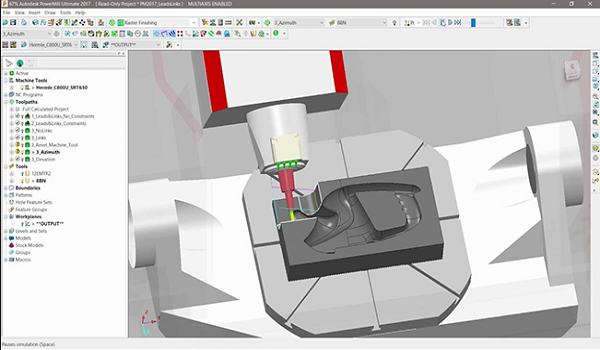 Autodesk PowerMill Crack