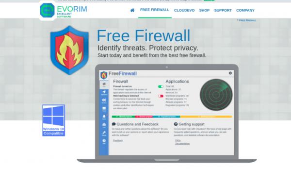 7 Best Firewall For Windows 10/8/7 PC (Free)
