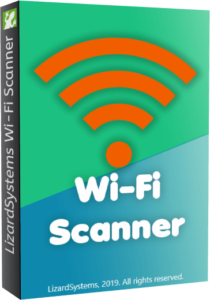 LizardSystems Wi-Fi Scanner Crack