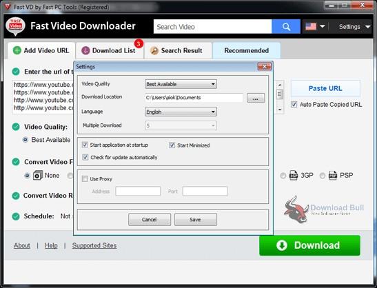 Fast Video Downloader Crack + Registration Key